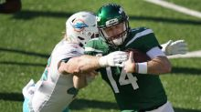 Win or lose, it's Darnold's job to lead Jets rest of the way