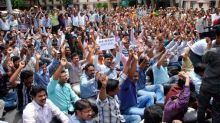 Telangana: Hyderabad Police detain hundreds ahead of protest against unemployment