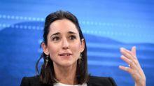 Comment Brune Poirson vend l'écologie à la Française aux puissants de Davos