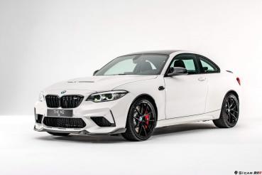 為競技而生 全新BMW M2 CS限量在台上市