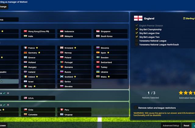 'Football Manager' will be on Nintendo Switch very soon