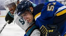 Blues notebook: Tracking pucks gone before Blues know it