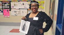 Teacher dressed up as a black leader every day for Black History Month