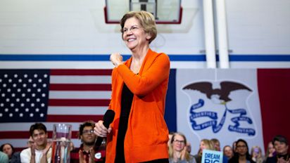 Iowa newspaper endorses Warren ahead of caucus