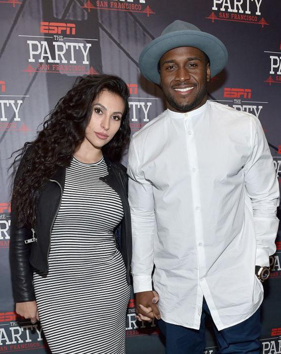Reggie Bush and Wife Lilit Avagyan Expecting Baby No. 2