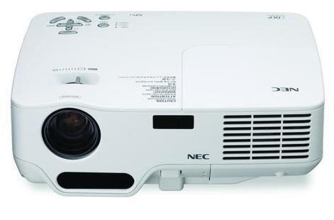 NEC announces NP41, NP61 mobile projectors
