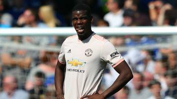 Pogba slams 'disrespectful' Man United