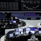 European shares drop as earnings flurry fails to lift sentiment