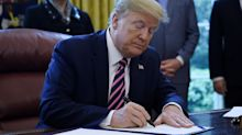 Coronavirus stimulus: President Trump wants 'larger numbers than the Democrats' for new round