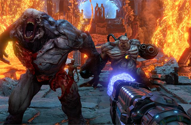 id Software is removing Doom Eternal's controversial PC anti-cheat system