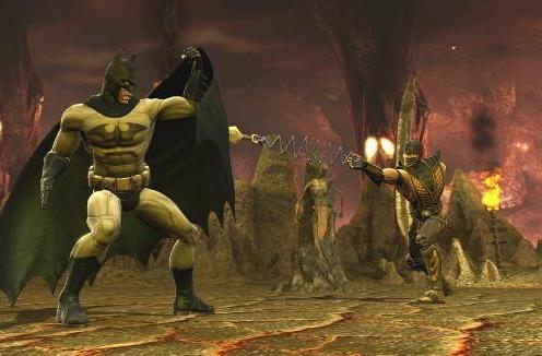 Trophies: Mortal Kombat vs. DC Universe