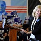 'Are you ready': Jill Biden sends message to Kamala Harris's husband after Democrat VP pick announced