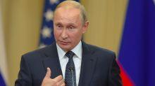 Vladimir Putin denies any responsibility for Salisbury nerve agent attack