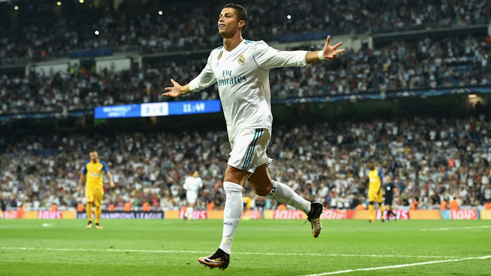 Real Madrid 3 APOEL 0: Returning Ronaldo at the double as champions cruise