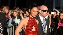 Gal Gadot Wears Flats to Her 'Wonder Woman' Premiere
