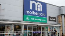 Mothercare shrinks to survive as losses widen