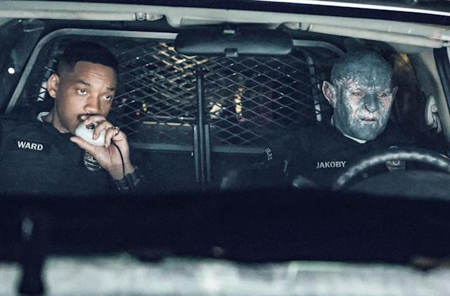 What's on TV: 'Bright,' 'Christopher Nolan 4K Collection'