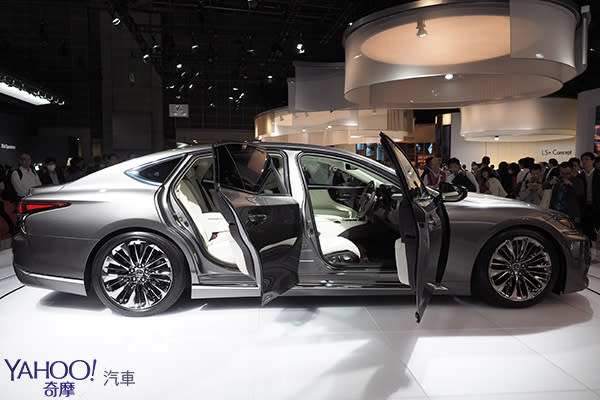 【東京車展】Lexus與Daihatsu 端點之間各闢戰場