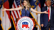 Lara Trump urges Americans on Mexican border to 'arm up and get guns'