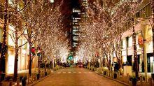 100萬LED彩燈大道 東京大阪兩大冬季必訪燈節