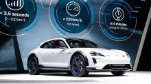 Porsche Prepares a Hot Electric SUV to Tackle Tesla