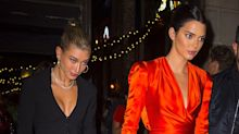 Kendall Jenner Left the Best Comment On Justin Bieber's Gushy Instagram About Hailey Baldwin