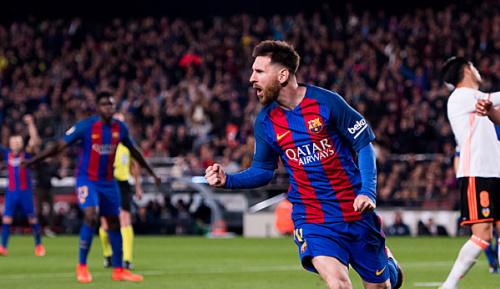 """Primera Division: Pique über Messi: """"Denken schon, dass es normal ist"""""""