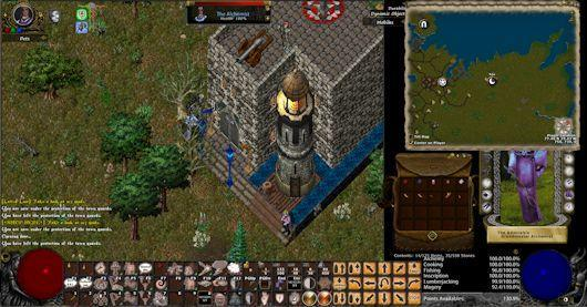 The Think Tank: Remembering our first MMOs