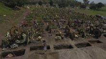 México eleva estimado de muertes por COVID-19 a 89.612