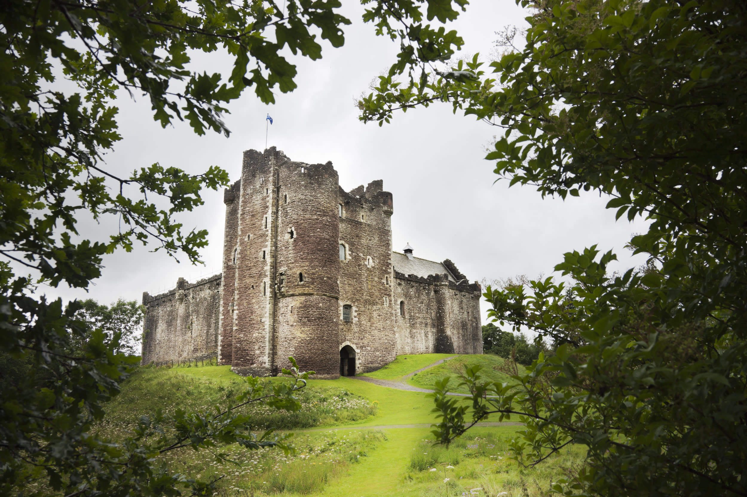"""<p><strong>GOT location</strong>: Winterfell</p>  <p><strong>Real life location</strong>: Doune Castle, Scotland</p>  <p>The home of the Starks, Winterfellis actually a composite of both Doune Castle in Scotlandand Castle Ward in North Ireland.</p>  <p><a href=""""https://fave.co/2Pd3BtU""""><strong>Book your trip.</strong></a></p>"""