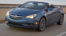 Driving The Buick Cascada, A Four-Seat Euro Droptop