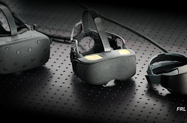 Oculus' latest concept headset has electronic varifocal lenses