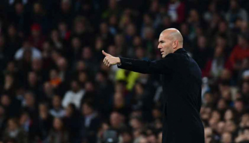 Zidane vai poupar Cristiano Ronaldo para partida contra Leganés