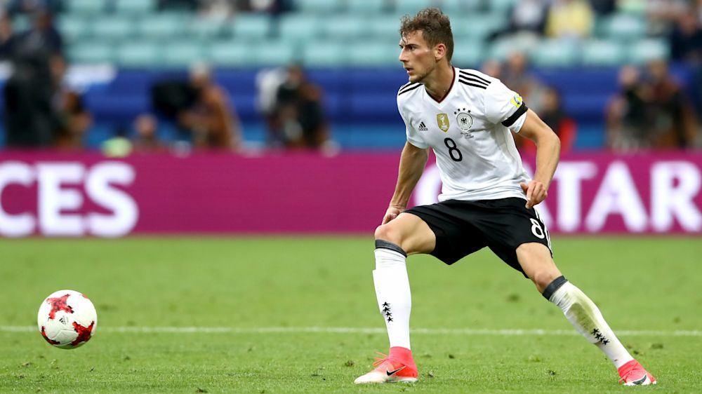 Confederations Cup Diary: Sochi gets to Goretzka and Messi stops by St Petersburg