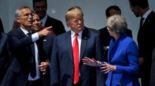 NATO grapples over key policies in shadow of Trump spat