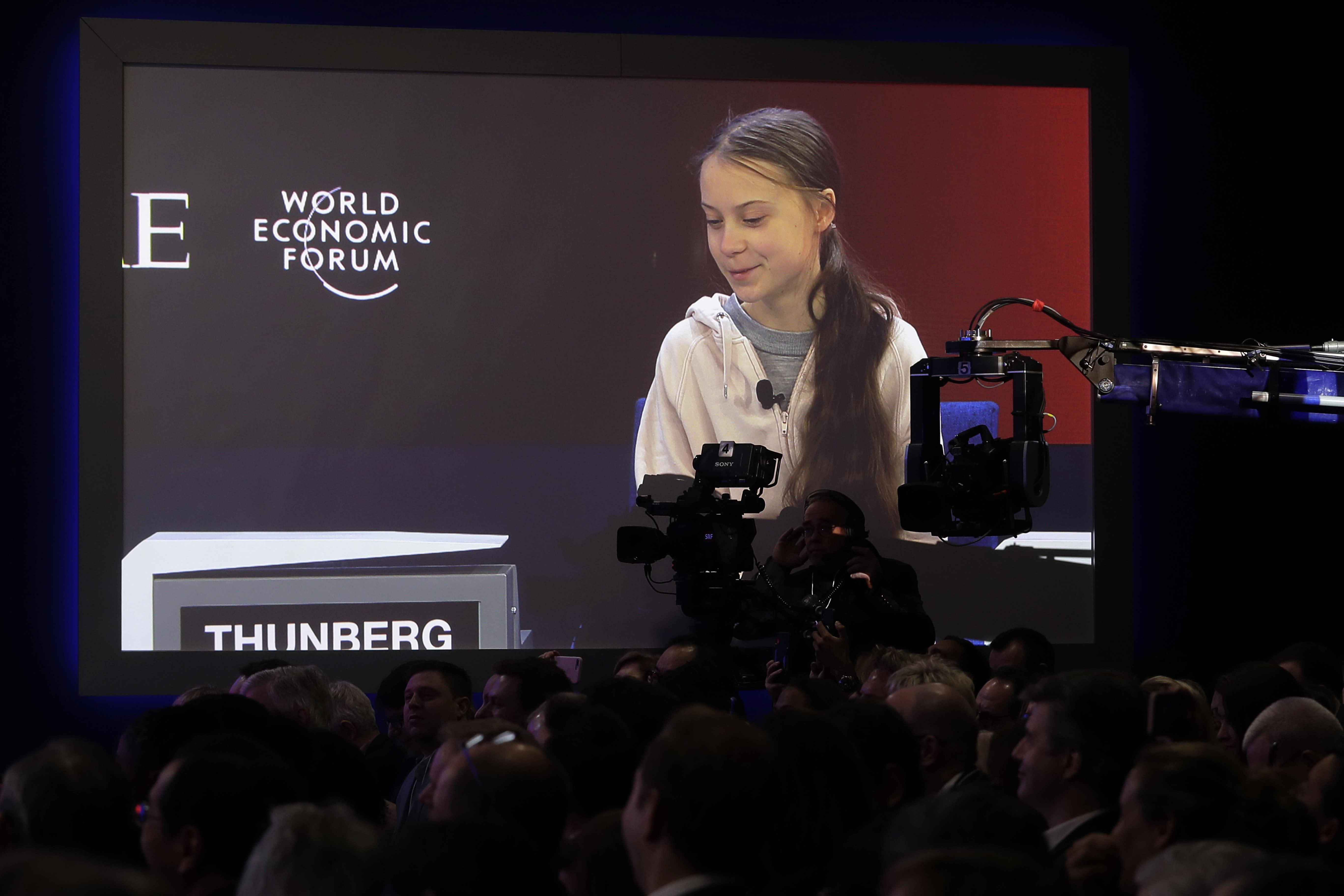 Greta Thunbergs Eltern