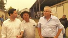 Fire victims heckle Australian prime minister as country burns: 'You're an idiot'