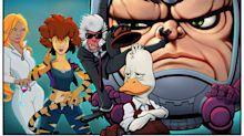 'Howard the Duck' Among Four Marvel Animated Shows Ordered at Hulu