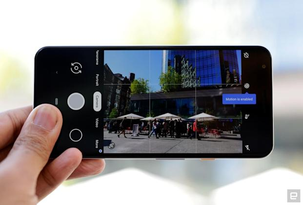 Google is adding time-lapse mode to every Pixel camera