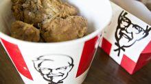 KFC's Chicken Foul Up