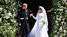 "Meghan Markle speaks about her ""timeless"" Givenchy wedding dress for the first time"