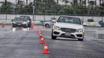 車壇直擊—Mercedes-Benz 2014 賓士進階駕馭體驗營
