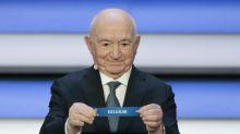 Belgian national soccer team dumps rapper's World Cup song over sexist lyrics