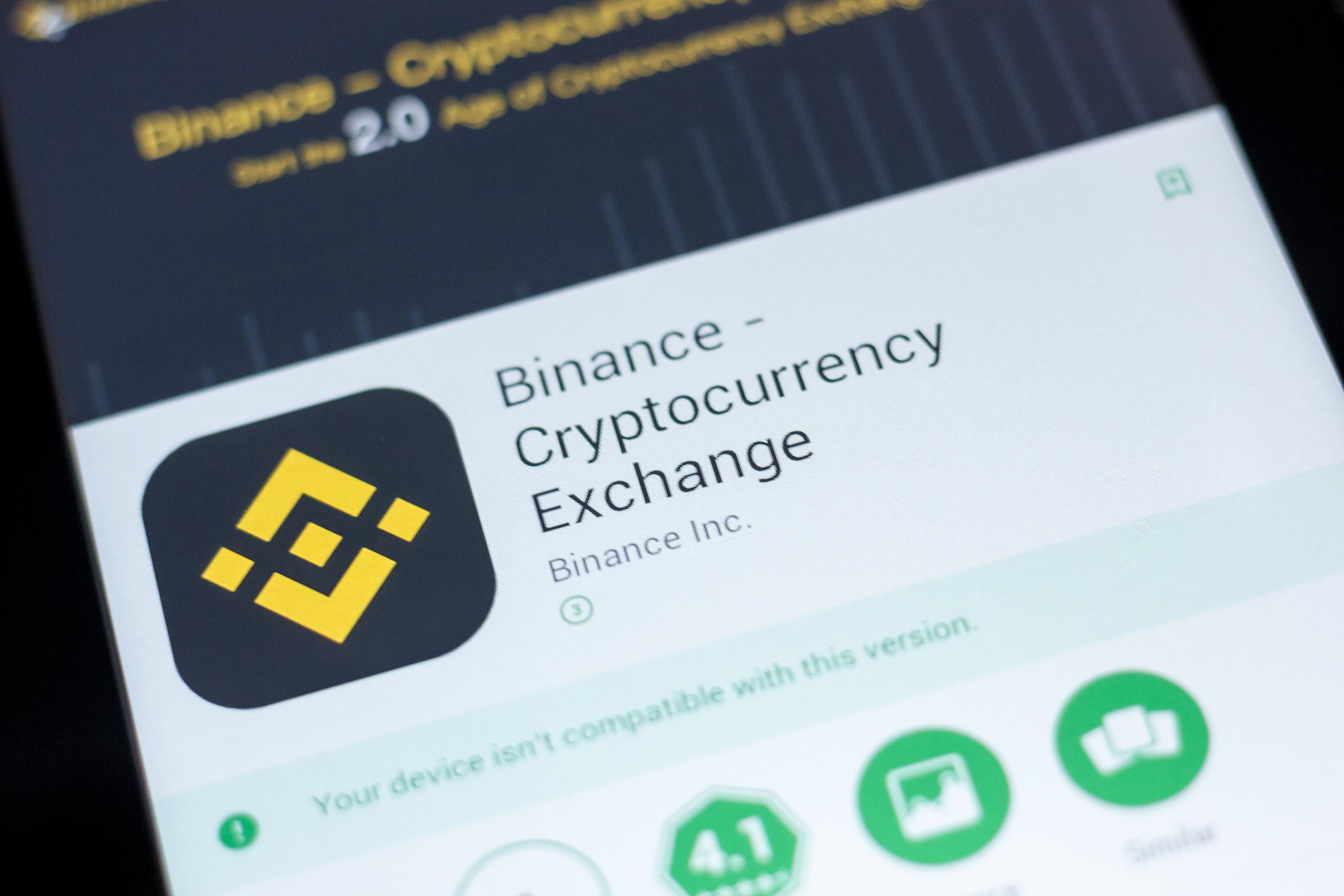 Binance Adds Usdc Trading Pairs Stellar And Ripple Represented