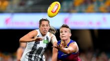Lions tame Magpies, reach AFLW grand final