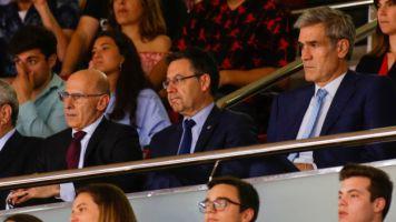 Liga: la défense du Barça dans la polémique de la campagne calomnieuse