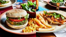 Nando's just added a new burger to its menu