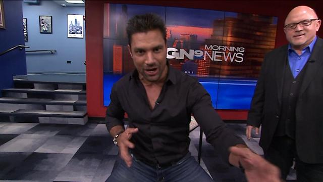 `Arrow`s Manu Bennett on life-changing accident and tribal dance ritual