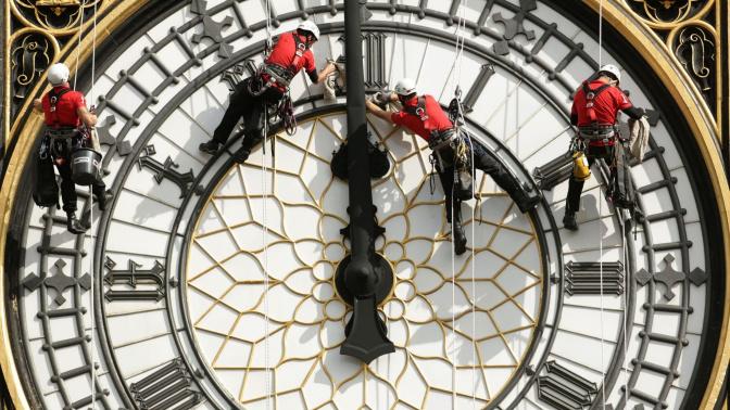 Big Ben refurbishment delivers blow to British steel industry