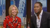 Instant Index: Kelly Ripa Appears Without Make-Up After Losing a Super Bowl Bet